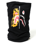 A BATHING APE TIGER SHARK NECK WARMER - happyjagabee store