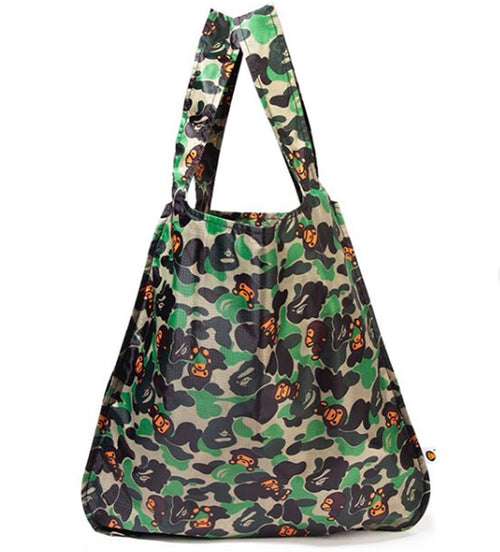 A BATHING APE BABY MILO STORE ABC MILO 2WAY ECO TOTE