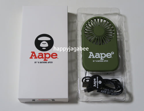 AAPE PORTABLE FAN - happyjagabee store