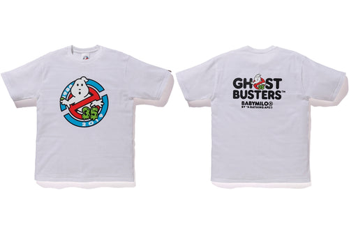 A BATHING APE x GHOSTBUSTERS BABY MILO TEE #1 - happyjagabee store