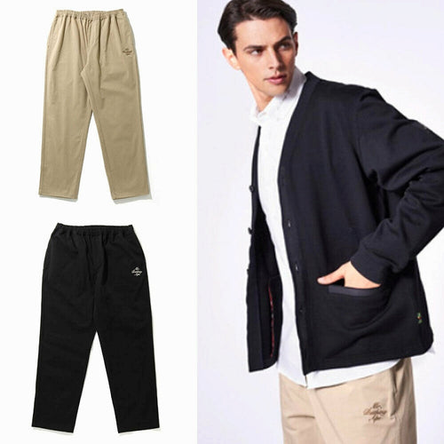 A BATHING APE Mr. BATHING CHINO EASY PANTS - happyjagabee store