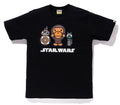 A BATHING APE STAR WARS x BAPE BB-8 & D-O TEE #7 - happyjagabee store