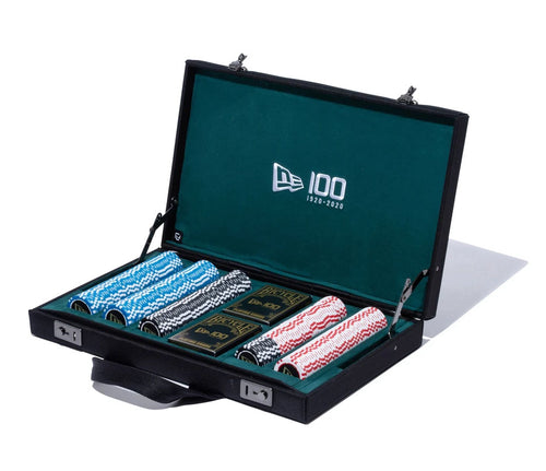New Era 100th Anniversary RAMIDUS Collaboration Poker Set