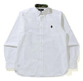 A BATHING APE Mr. BATHING APE OXFORD BD SHIRT