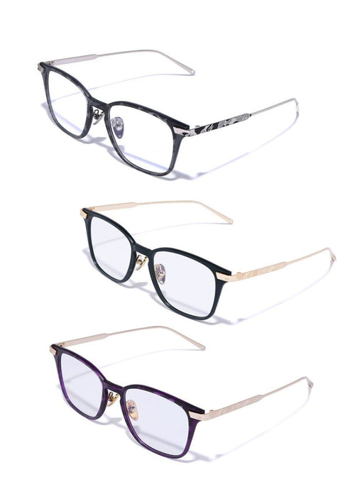 A BATHING APE OPTICAL FRAME 4