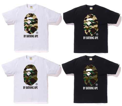 A BATHING APE 1ST CAMO BY BATHING TEE - happyjagabee store
