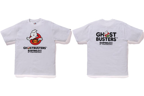 A BATHING APE x GHOSTBUSTERS BABY MILO TEE #2 - happyjagabee store