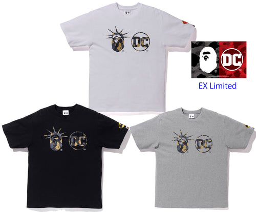 A BATHING APE BAPE × DC MADISON AVENUE TEE