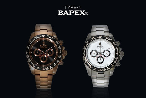 A BATHING APE TYPE 4 BAPEX