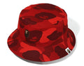 A BATHING APE COLOR CAMO BUCKET HAT