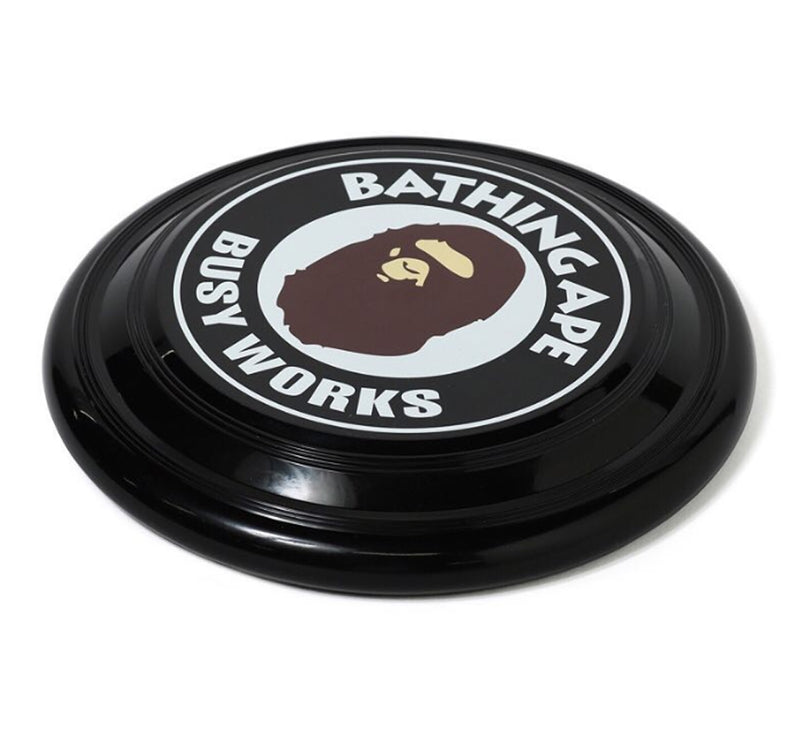 A BATHING APE BUSY WORKS FLYING DISC - happyjagabee store