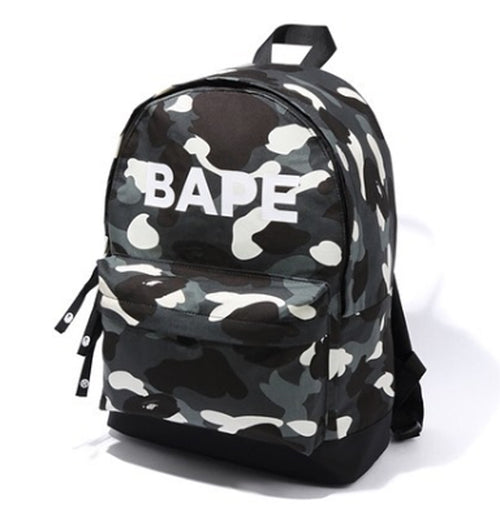 A BATHING APE CITY CAMO BAPE DAY PACK