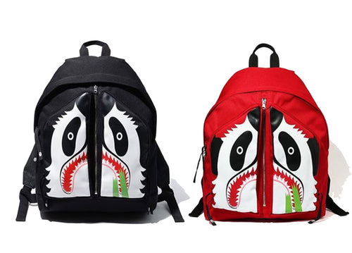 A BATHING APE PANDA DAY PACK - happyjagabee store