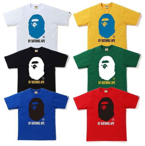 A BATHING APE COLORS BY BATHING TEE