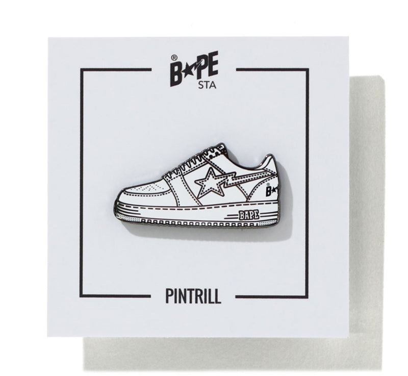 A BATHING APE BAPE STA PINTRILL PINS - happyjagabee store