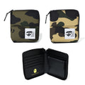 A BATHING APE 1ST CAMO PADDED WALLET (M) - happyjagabee store