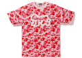 Sale! A BATHING APE x KEITH HARING ABC CAMO TEE - happyjagabee store