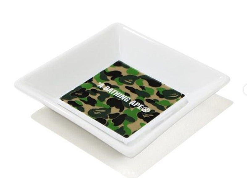 A BATHING APE ABC CAMO ASHTRAY - happyjagabee store