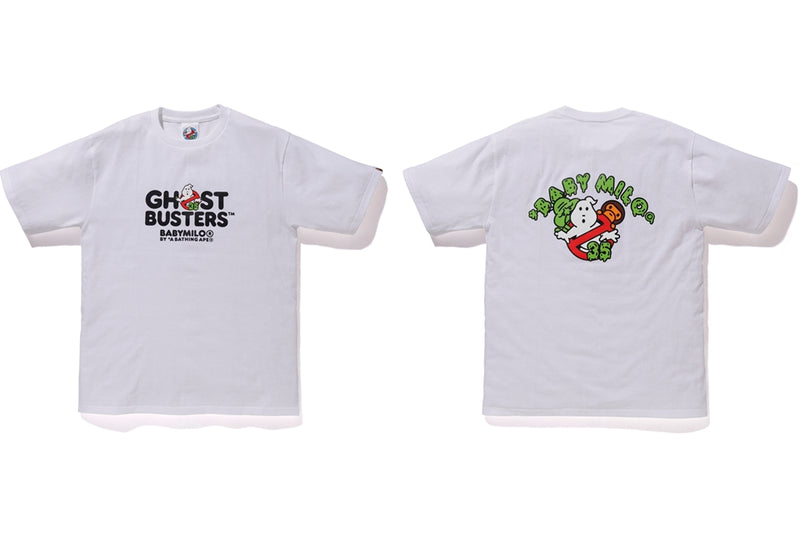 A BATHING APE x GHOSTBUSTERS BABY MILO TEE #5 - happyjagabee store