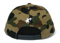A BATHING APE 1ST CAMO BAPE NEW ERA SNAP BACK CAP - happyjagabee store