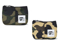A BATHING APE 1ST CAMO PADDED WALLET (S) - happyjagabee store