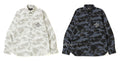 A BATHING APE Mr. BATHING 1ST CAMO BD SHIRT - happyjagabee store