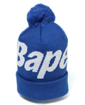 A BATHING APE BAPE KNIT CAP - happyjagabee store