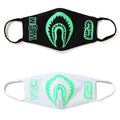 A BATHING APE GLOW IN THE DARK SHARK MASK - happyjagabee store