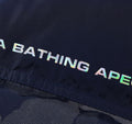 A BATHING APE ABC DOT REFLECTIVE DOWN JACKET