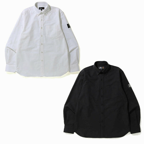 A BATHING APE Mr. BATHING APE OXFORD BD SHIRT - happyjagabee store