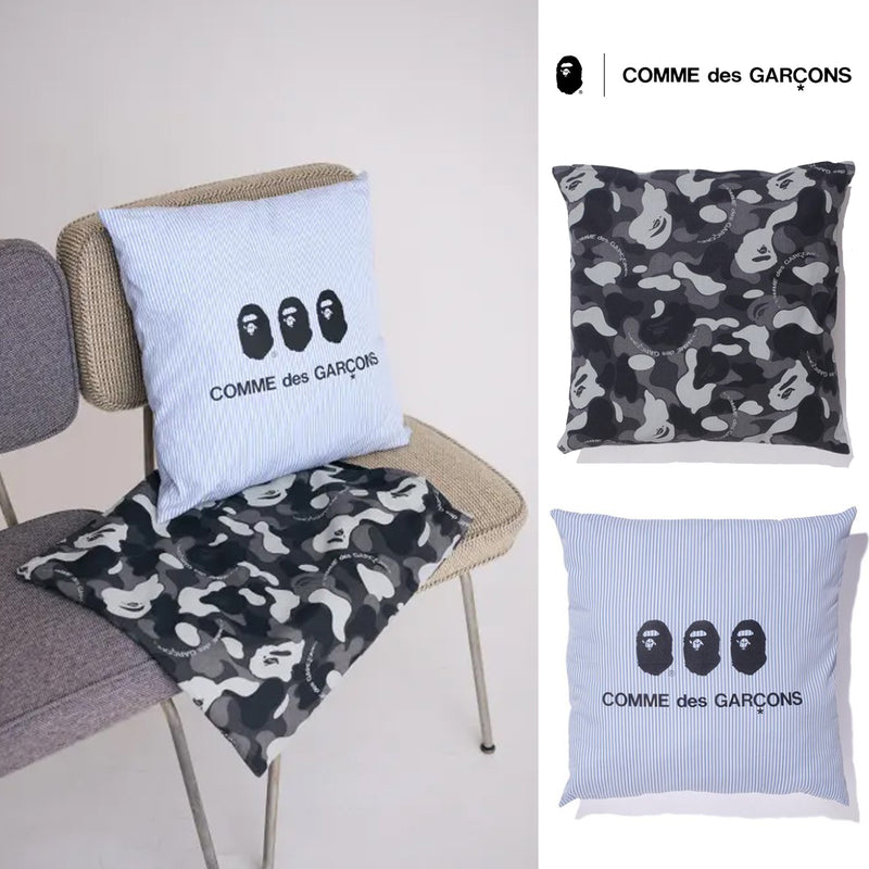 A BATHING APE × COMME des GARCONS CDG OSAKA x BAPE CUSHION OSAKA LIMITED