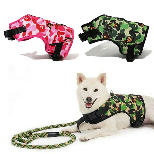 A BATHING APE BABY MILO STORE ABC MILO TERRY HARNESS - happyjagabee store
