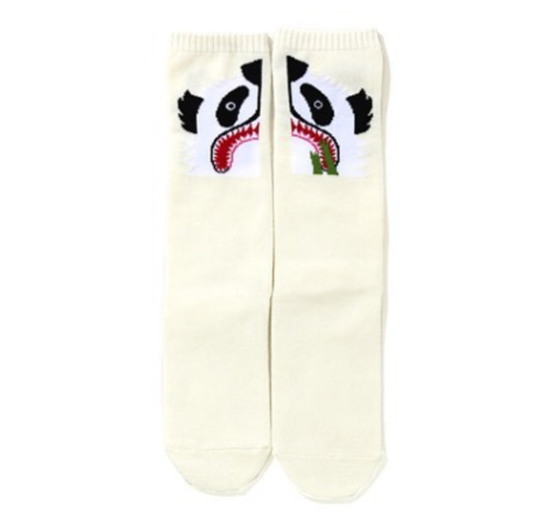 A BATHING APE PANDA SOCKS - happyjagabee store