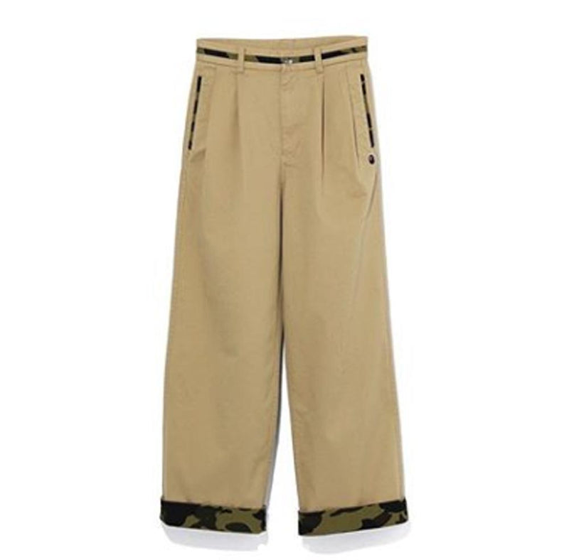 A BATHING APE LADIES' 1ST CAMO LINE CHINO PANTS - happyjagabee store