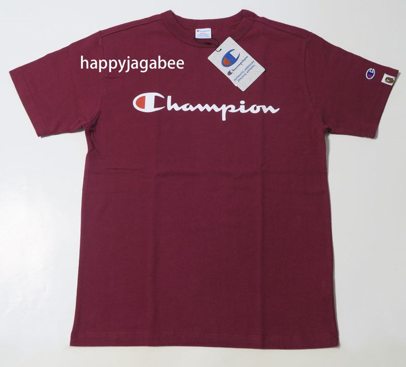 A BATHING APE Men's BAPE x CHAMPION TEE - happyjagabee store