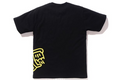 Sale! A BATHING APE x KEITH HARING NYC LOGO TEE #3 - happyjagabee store