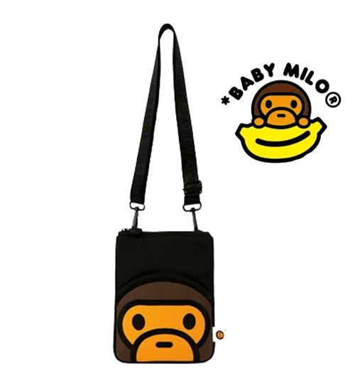 A BATHING APE BABY MILO STORE Goods BABY MILO CROSS BAG