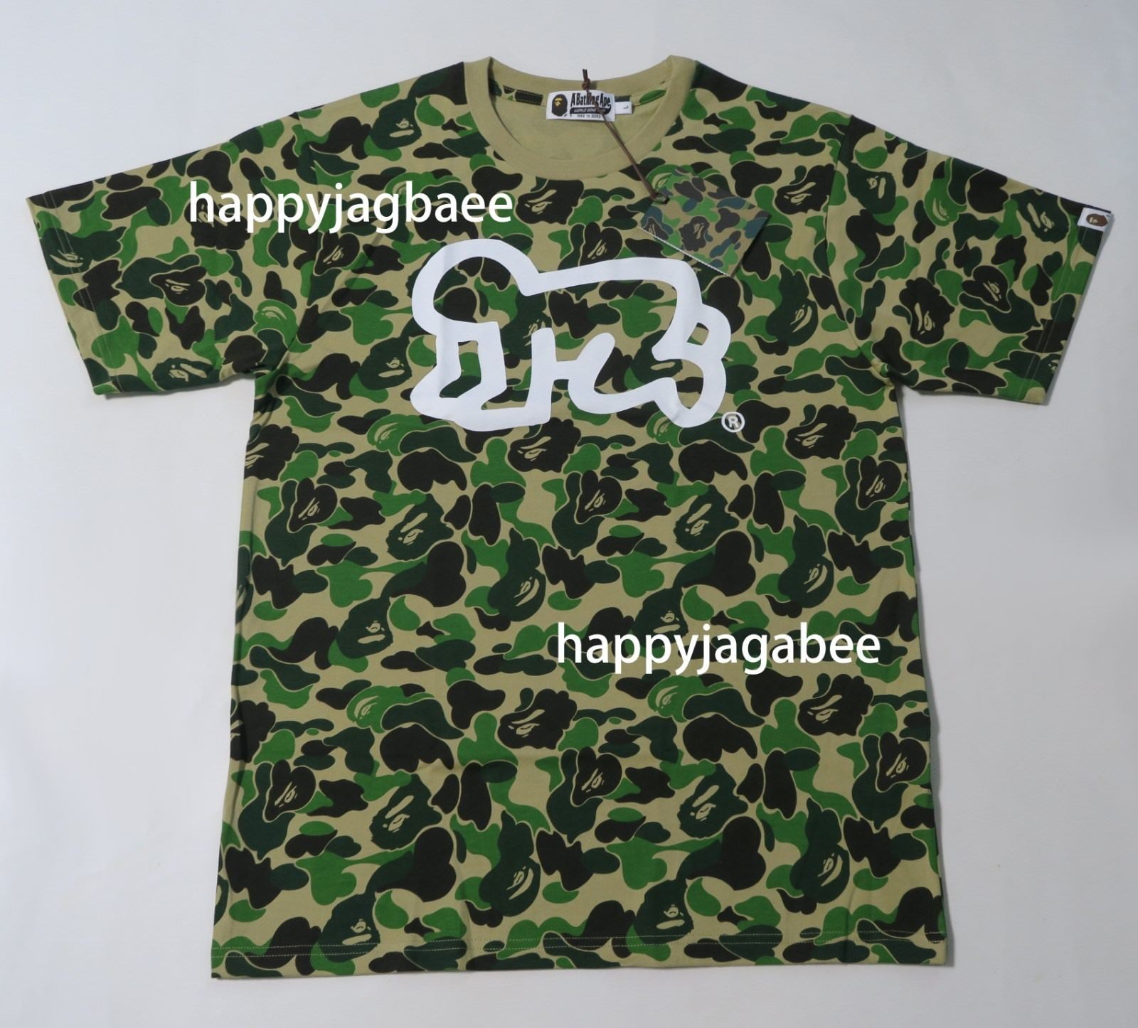 1fc3a2f55c705 ... A BATHING APE x KEITH HARING ABC CAMO TEE - happyjagabee store ...