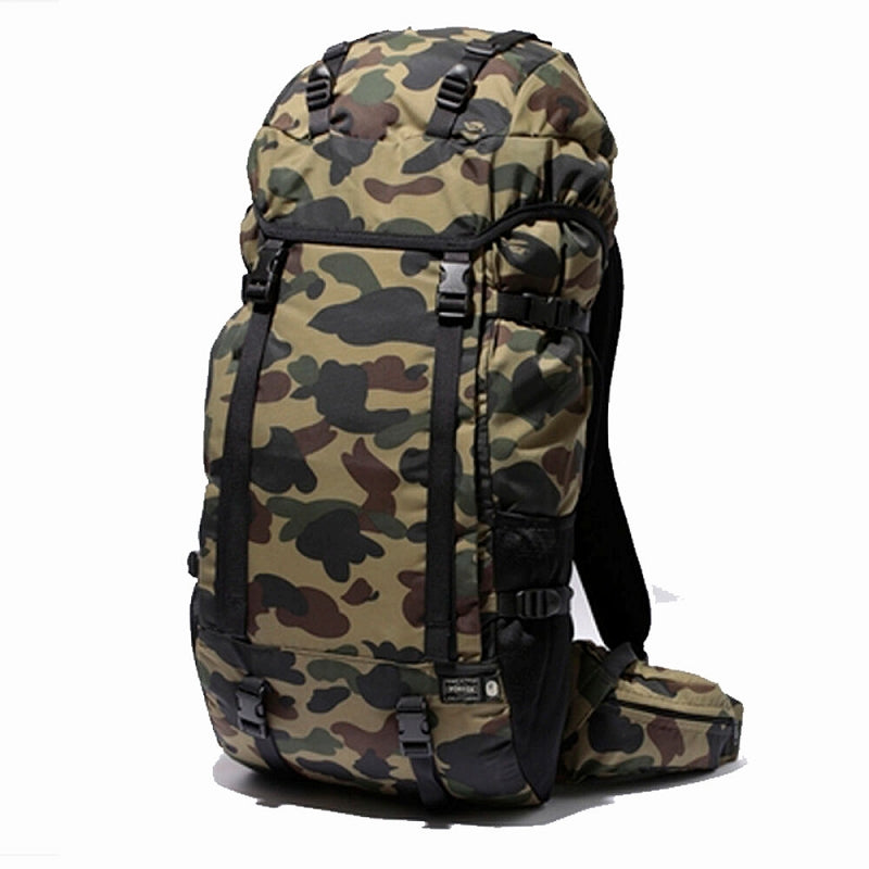 A BATHING APE x PORTER 1ST CAMO RUCK SACK - happyjagabee store