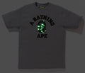 A BATHING APE CITY CAMO COLLEGE TEE - happyjagabee store