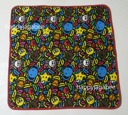 A BATHING APE BAPE KIDS MILO BANANA POOL BABY BLANKET