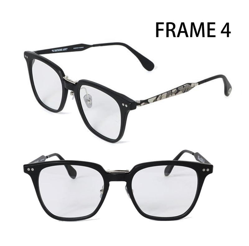 A BATHING APE OPTICAL FRAME 4 - happyjagabee store