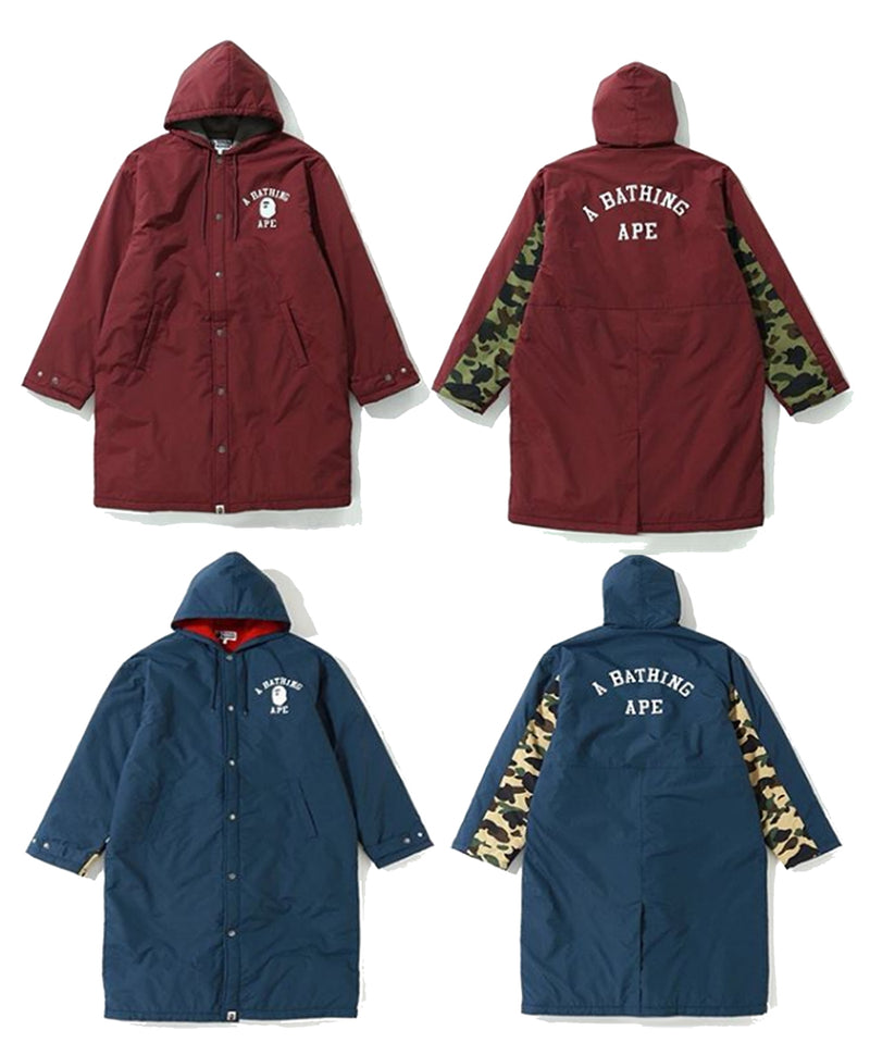 A BATHING APE BENCH COAT - happyjagabee store