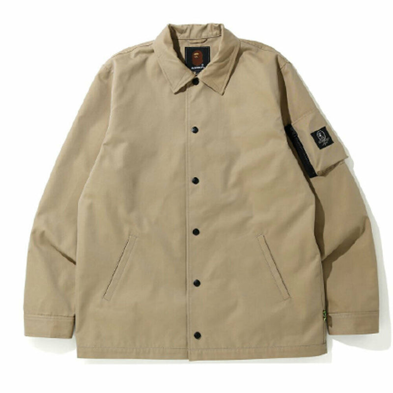 A BATHING APE Mr. BATHING BASIC JACKET - happyjagabee store