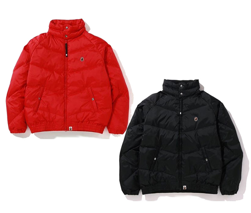 A BATHING APE DOWN JACKET - happyjagabee store