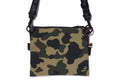 A BATHING APE BAPE x OUTDOOR PRODUCTS 1ST CAMO MINI SHOULDER BAG