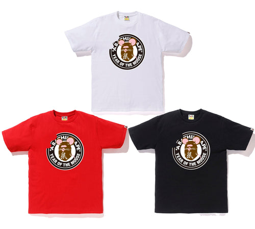 A BATHING APE YEAR OF THE MOUSE TEE