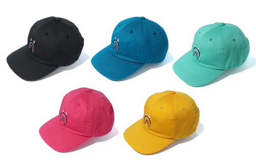 A BATHING APE SHARK PANEL CAP