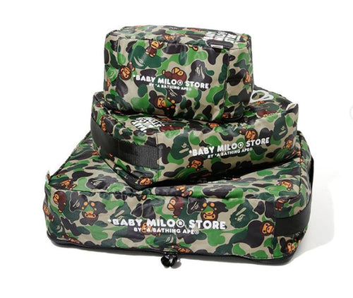 A BATHING APE BABY MILO STORE ABC MILO ASSORTMENT CASE SET - happyjagabee store