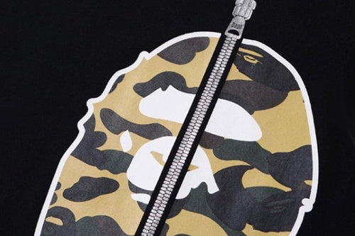 A BATHING APE DC × BAPE COACH JACKET
